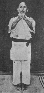Funakoshi Jitte